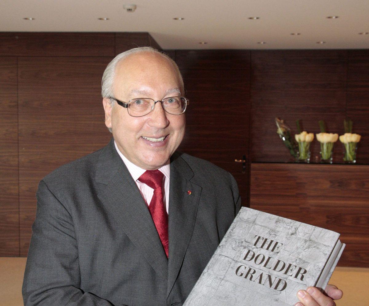 Swiss Billionaire Hotelier Fined Over $4 Million for Dodging Import Tax on Artworks http://lnk.al/30mG #artnews