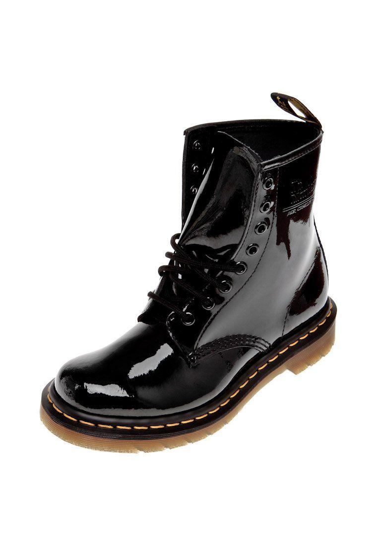 1460 8 Eye Boot Lamper Veterboots Black Zalando Nl Boots Dr Martens Boots Dr Martens