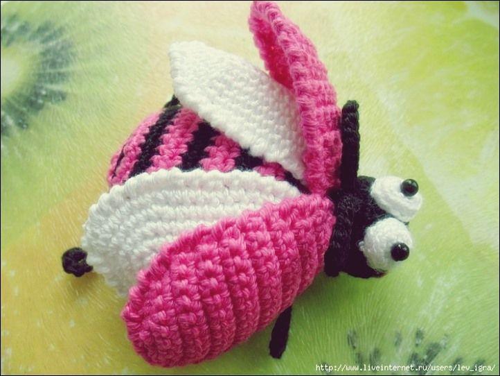 Amigurumi Käfer Häkeln Amigurumi Pinterest Crochet Amigurumi