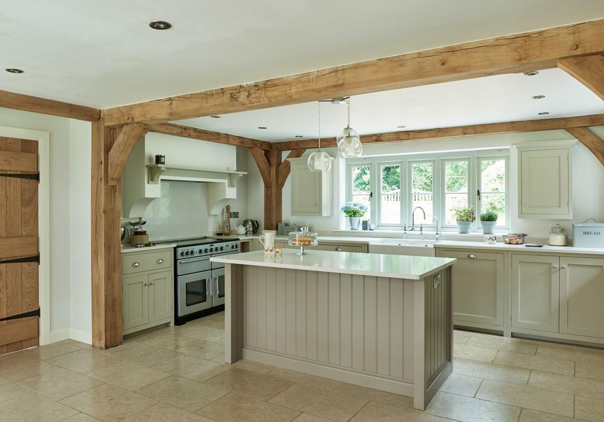 Manor Houses - Border Oak - oak framed houses, oak framed garages ...