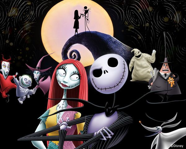 Nightmare By The Nightmare Before Christmas Deca Nightmare Before Christmas Characters Nightmare Before Christmas Tattoo Nightmare Before Christmas Wallpaper