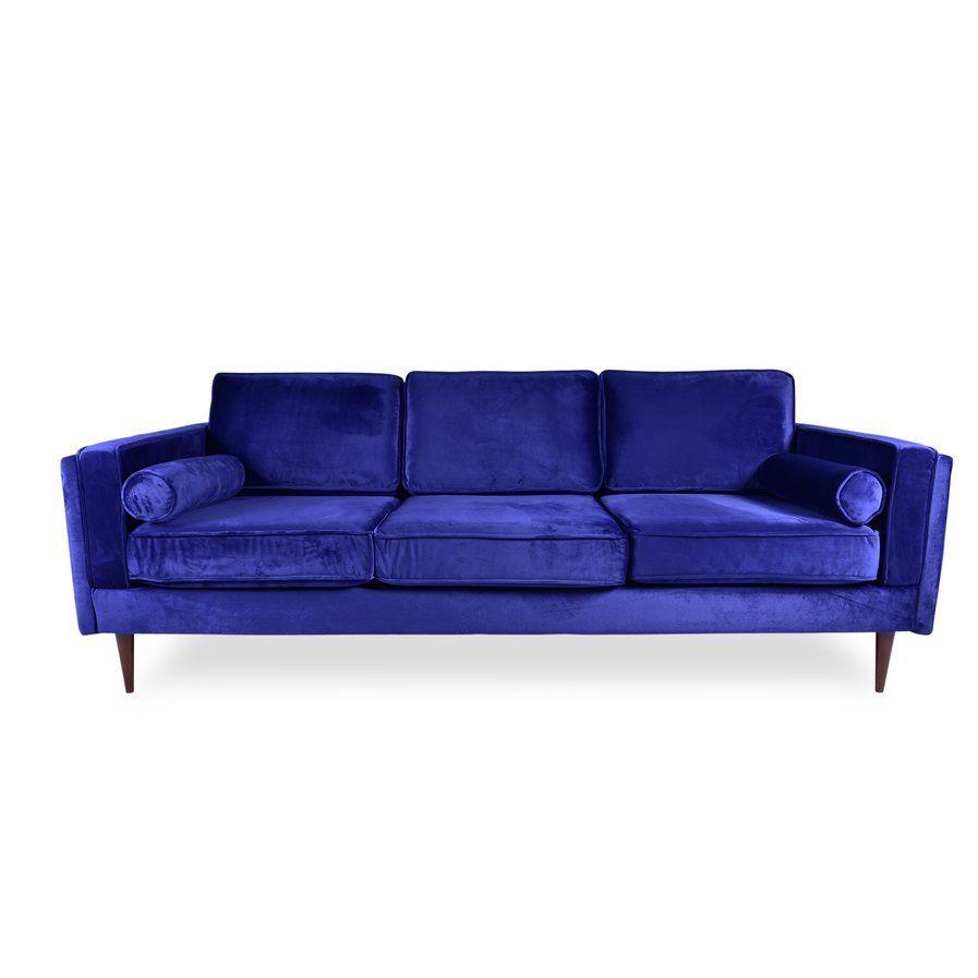 Lindel Sofa Modern Velvet Sofa Modern Sofa Couch Furniture