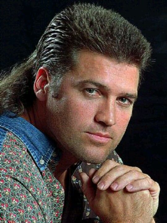 Billy Ray Cyrus My First Celebrity Crush Mullet And All