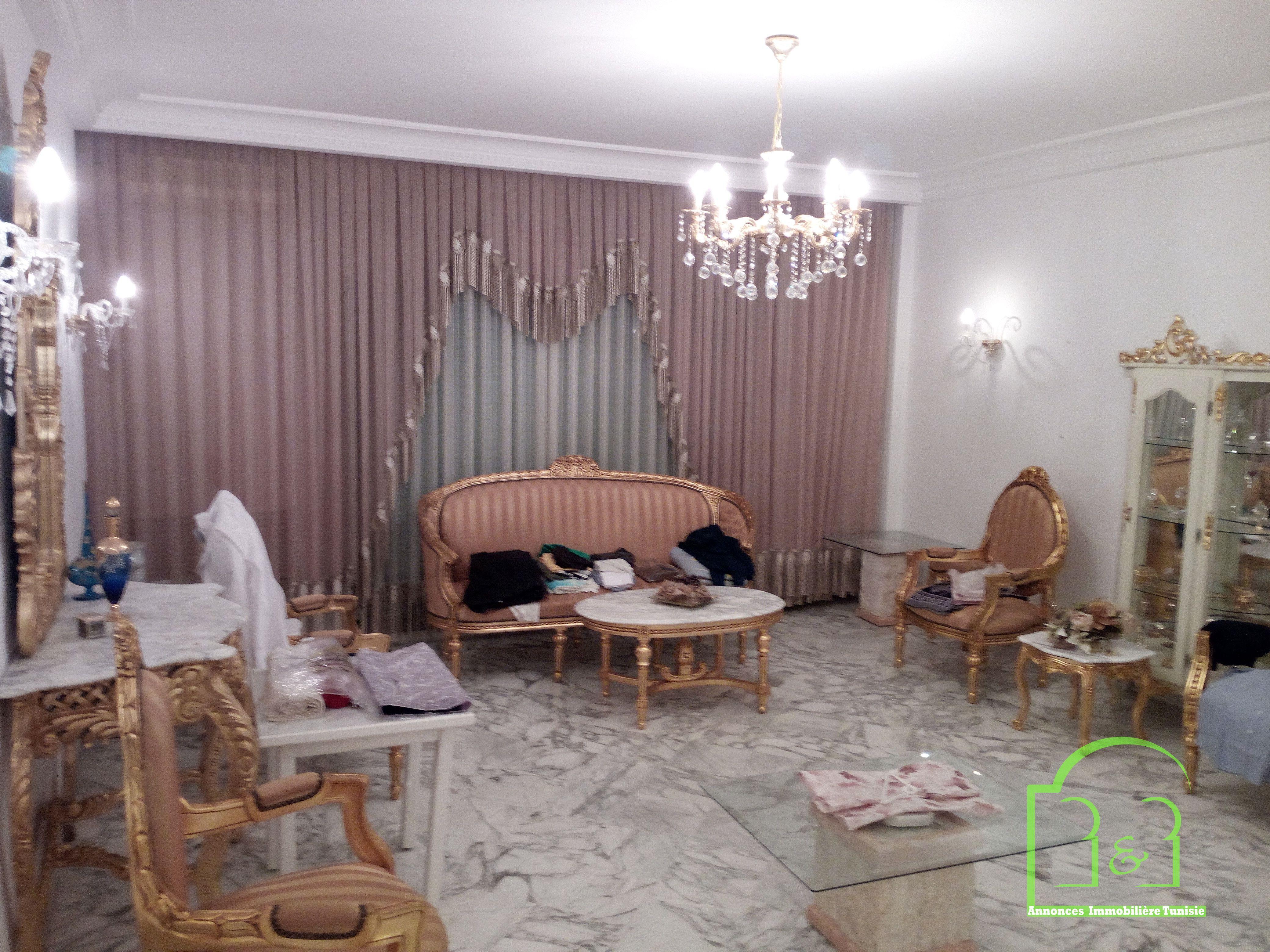 À Louer à Ariana Appart S3 Menzeh 7 Bis Bnb Tunisie Chambre Invite A Louer Deux Chambres