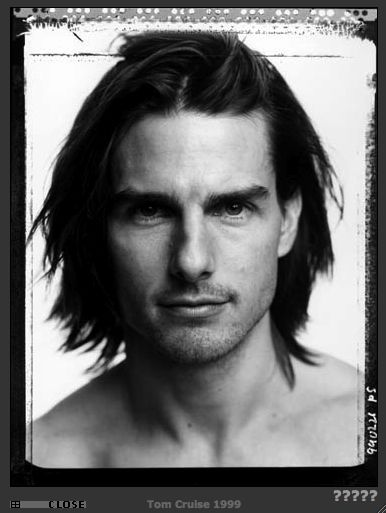 Tom Cruise, by Patrick Demarchelier, 1999