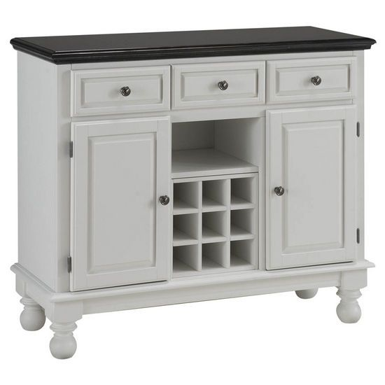Pin By Bonnie Anderson On Home Furniture White Buffet Home Styles