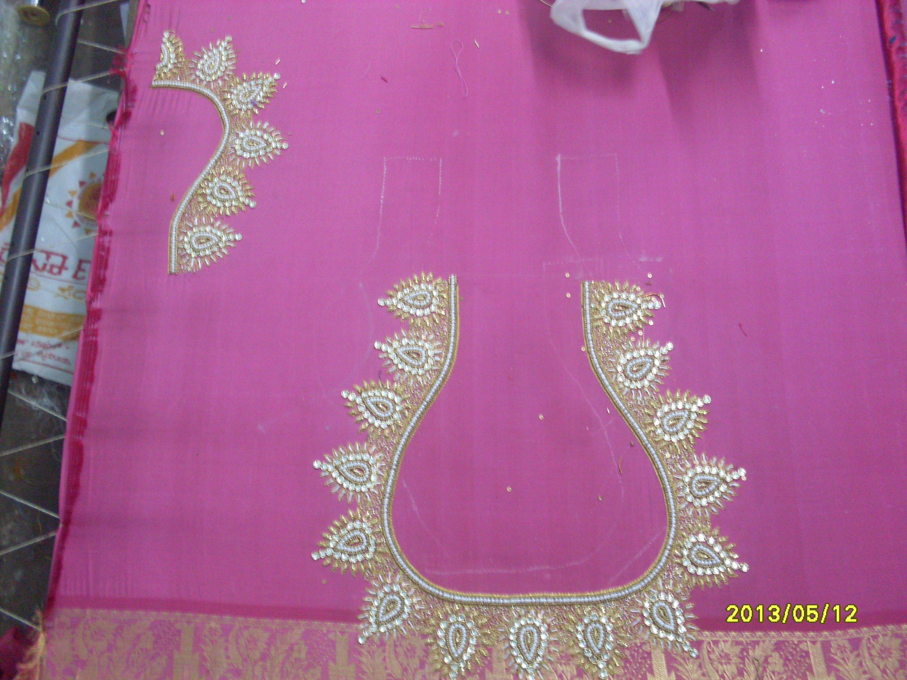 About apoorva embroidery this is a embroidery factoryit was started