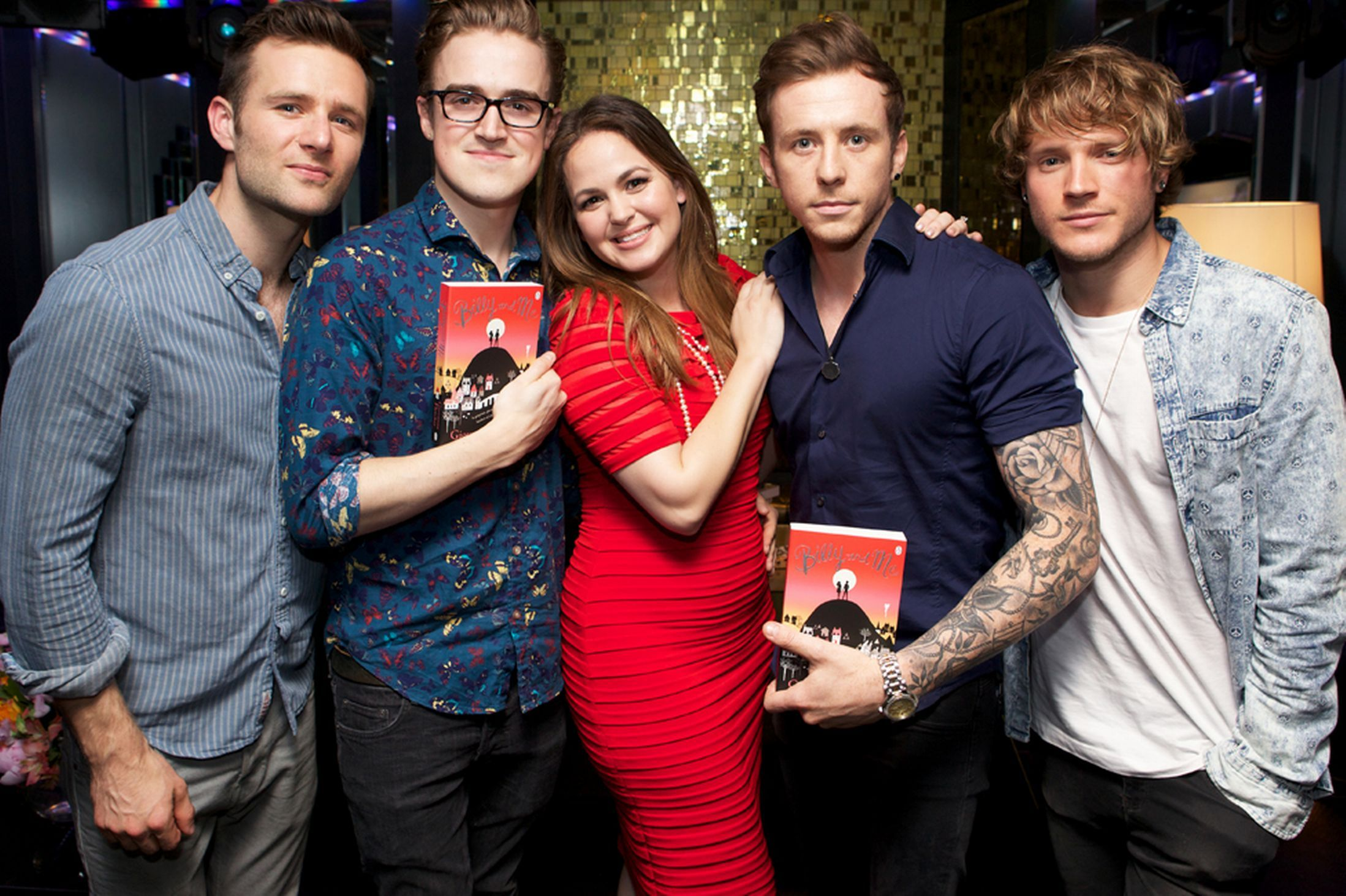 Pin by Catherine Fleming on Who's New? Mcfly, Giovanna