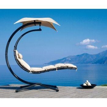 Visuel hamac suspendu celest mobilier de jardin for Transat suspendu gifi