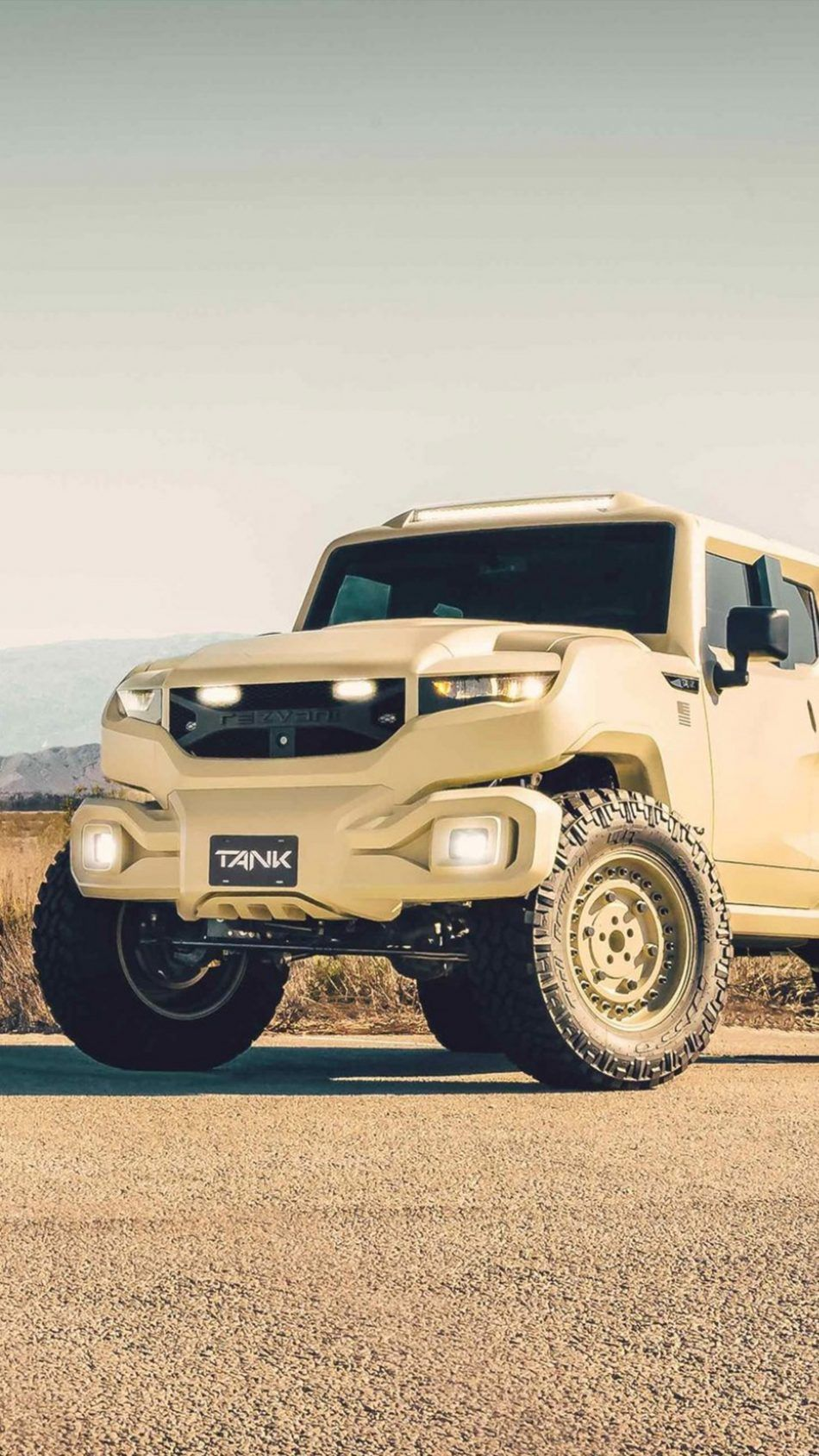 Rezvani Tank Military Suv Tanks Military Armored Truck
