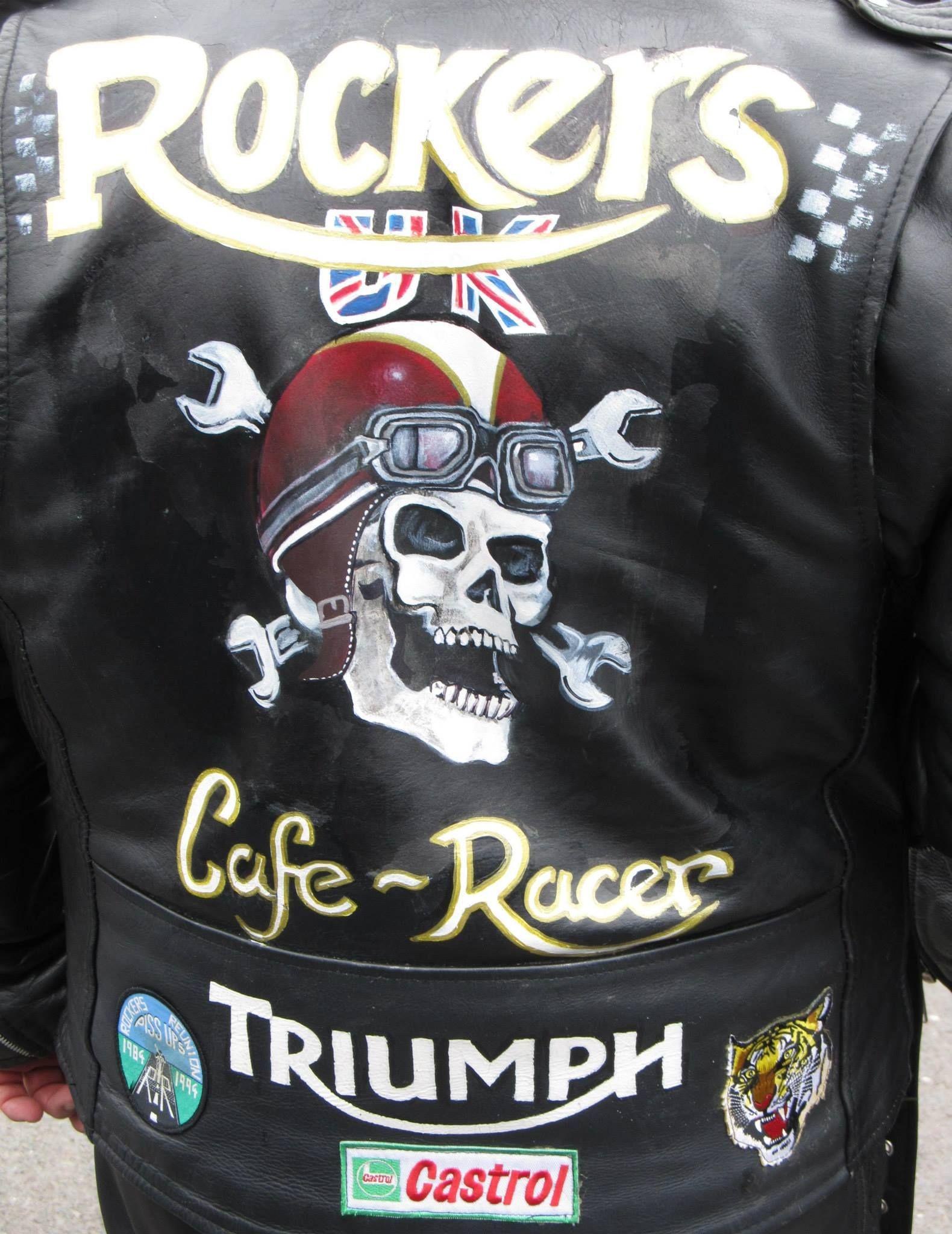 Ace Cafe London Ph. Stephan Hillen Rocker, Biker style