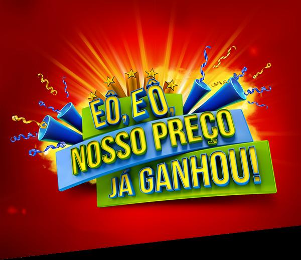 Selo Eo Nosso Preco Ja Ganhou On Behance