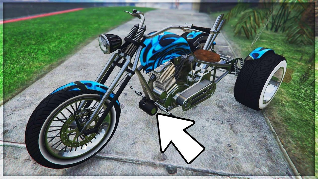 Gta 5 Online Nagasaki Chimera Full Customization Gta 5 Biker Dlc