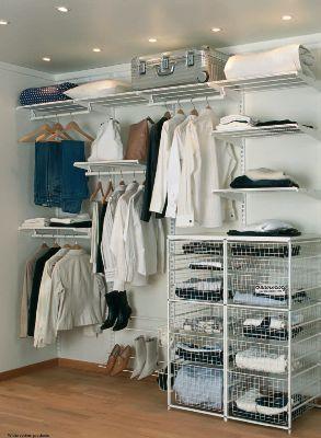 Elfa+Wardrobe+-+Best+Selling+Solution+in+White