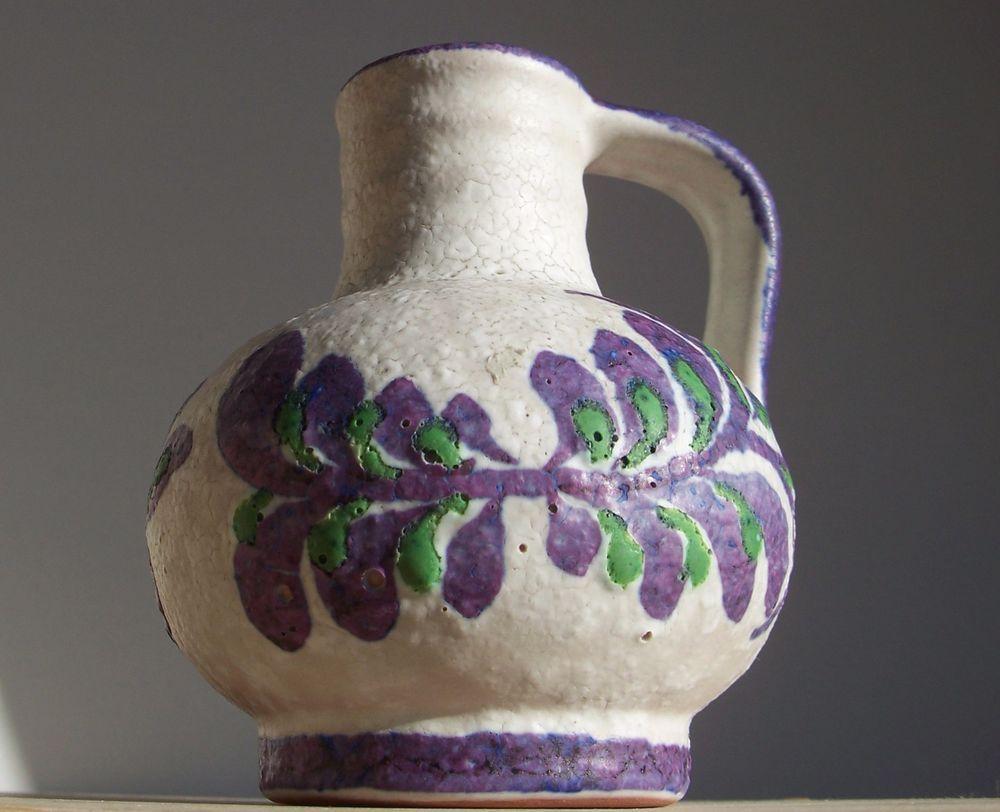 Vintage 1960 70s marei keramik west german pottery fat lava jug vintage 1960 70s marei keramik west german pottery fat lava jug vase 7300 reviewsmspy