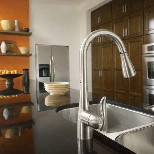 Best Touchless Kitchen Faucet 2015 Moen Arbor 7594 Touchless Kitchen Faucet Kitchen Faucets Pull Down Best Kitchen Faucets