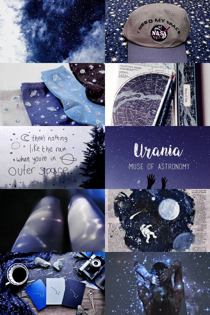 Constilations Indigo My Asthaetic With Images Ravenclaw