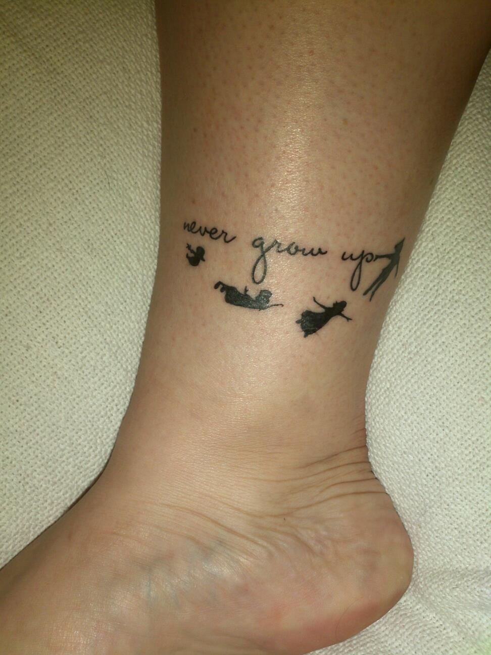 Dp Maternity Blue Bodycon Dress Peter Pan Tattoo Tattoos Cute Tattoos For Women