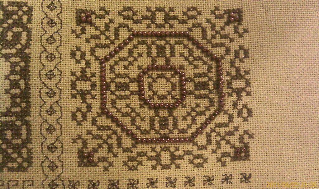 Tin Tiles close up   Flickr - Photo Sharing!