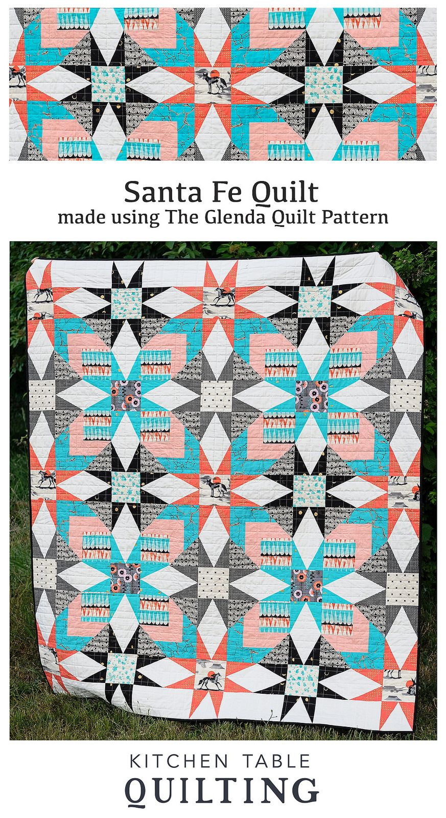Santa Fe Quilt Quilts Star Quilts Quilt Patterns