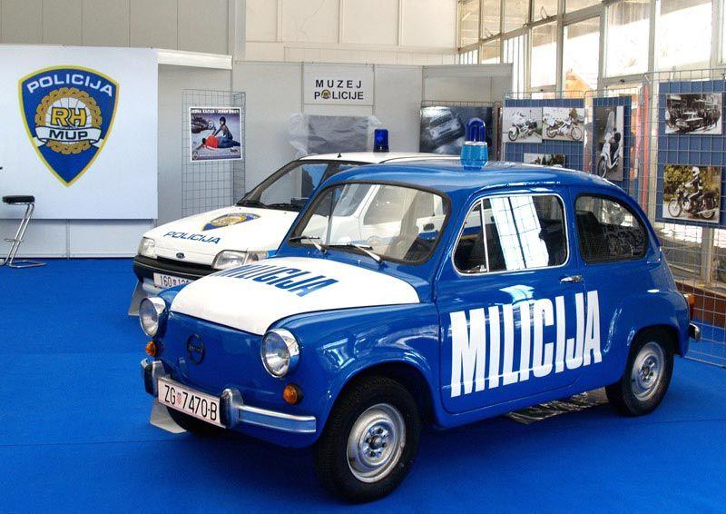 Zastava 750 850 Esos Si Son Autos De Policia Con Onda Police