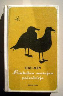 Sallan lukupäiväkirja: Eero Alén: Linkolan soutajan päiväkirja
