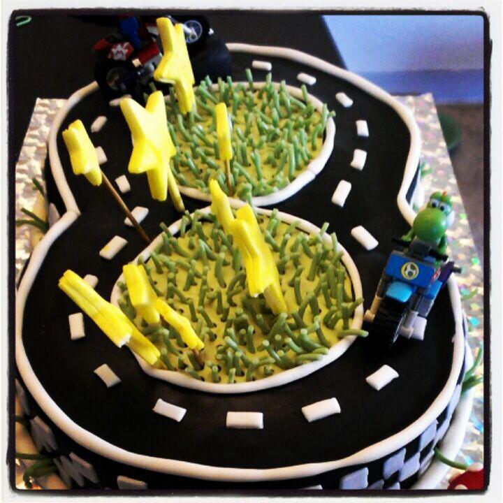 MarioKart cake
