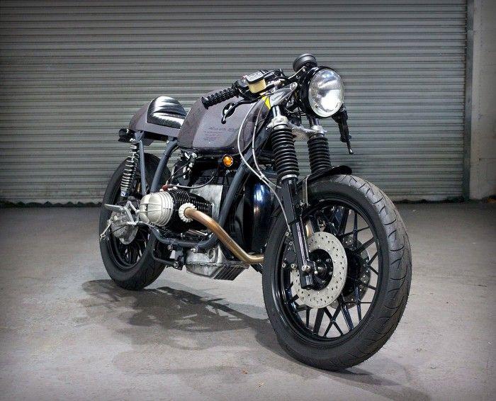 BMW R100 'Vault' - Kevils Speed Shop - The Bike Shed