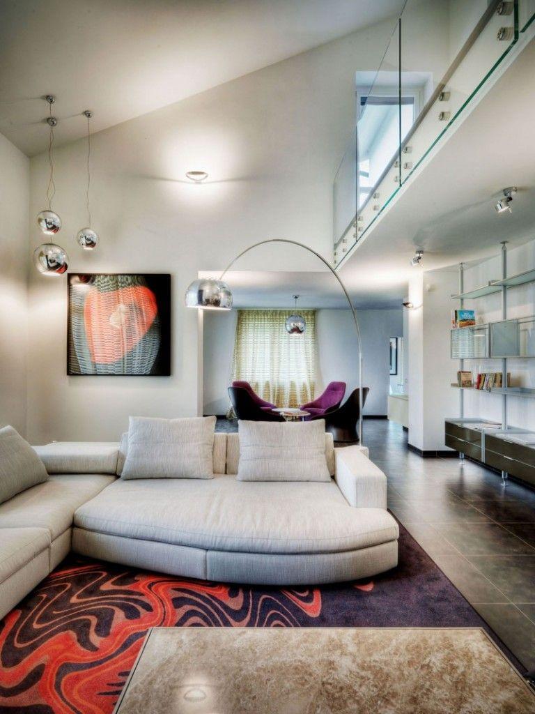 La villa a Como par le Studio Marco Piva