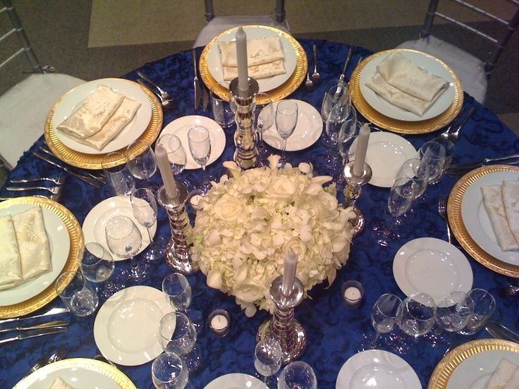 Navy and gold wedding ideas google search wedding colortable navy and gold wedding ideas google search junglespirit Images