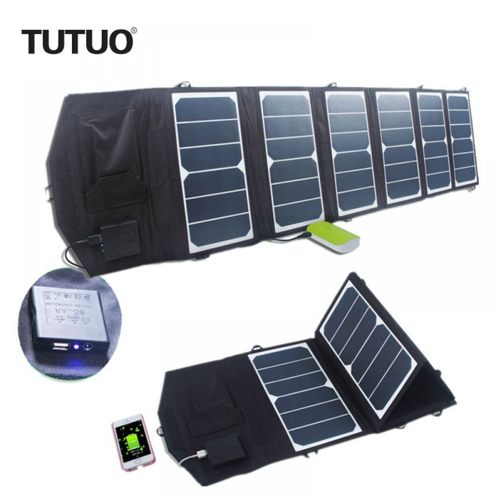 Tutuo 39w Solar Charger Price 172 11 Free Shipping Bluetooth Tech Electronics Gadgets Solar Charger Solar Charger Portable Solar Usb Charger