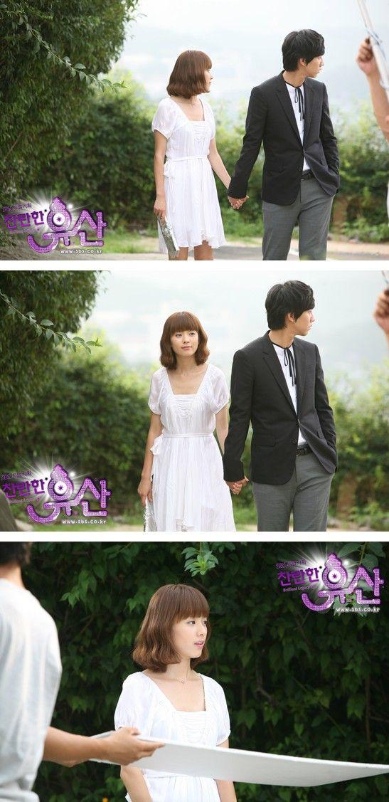 Shining Inheritance (찬란한 유산) Korean Drama Picture in
