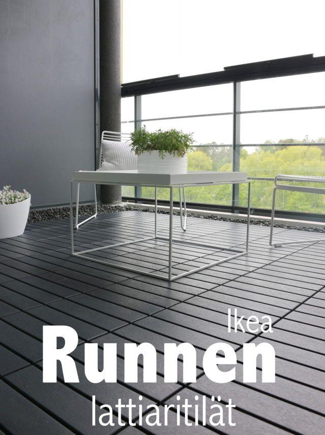 ikea runnen dark grey straight run not basket weave garden outdoors en 2018 pinterest. Black Bedroom Furniture Sets. Home Design Ideas