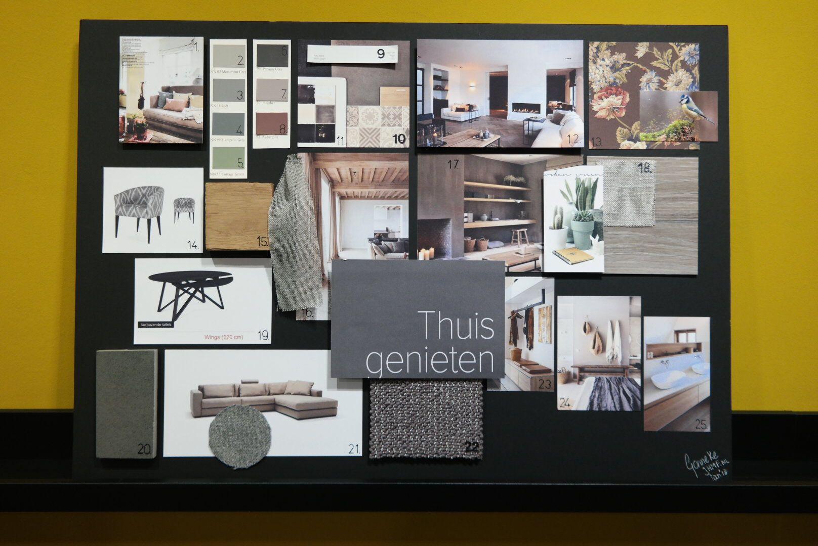 Beautiful Natuurkleuren Woonkamer Pictures - House Design Ideas 2018 ...