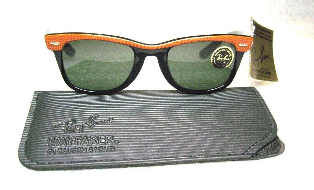 711d9b24057cc Details about NEW VINTAGE 80 S B L RAY BAN AVIATOR LARGE METAL 2 ...