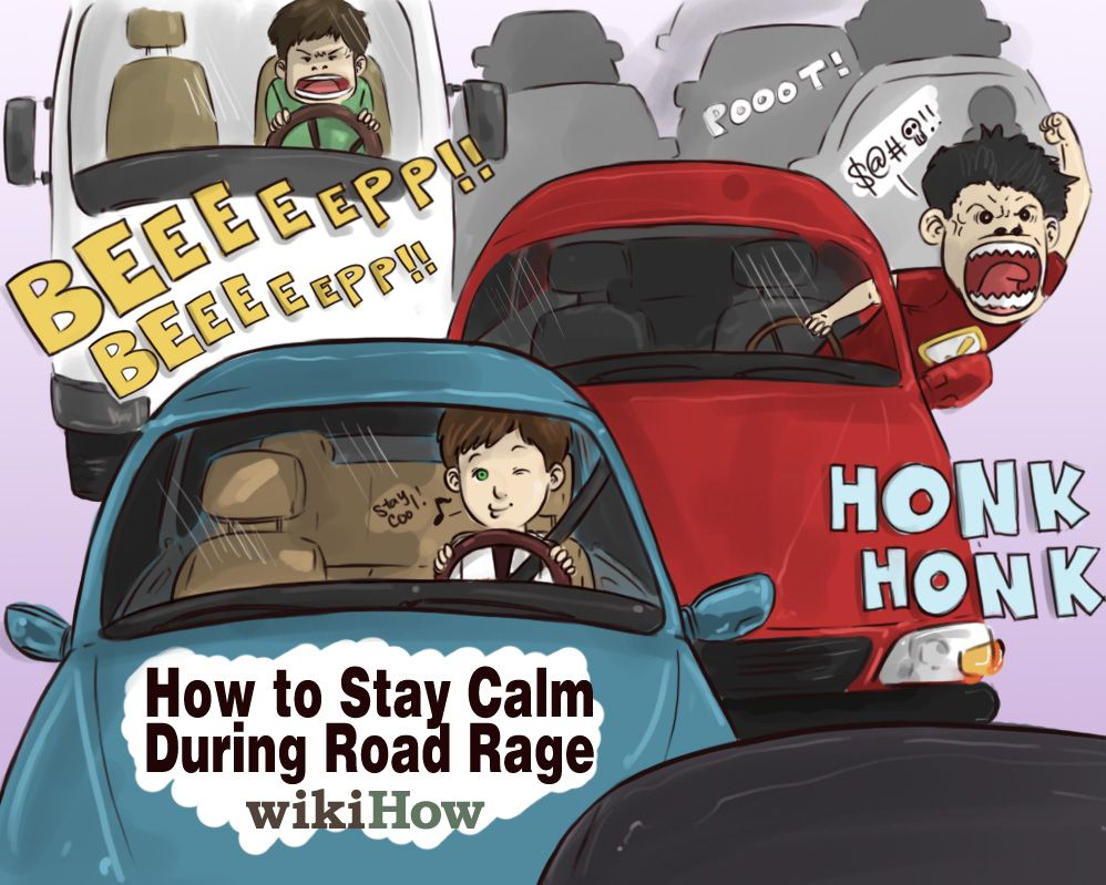 How to Stay Calm During Road Rage forecasting