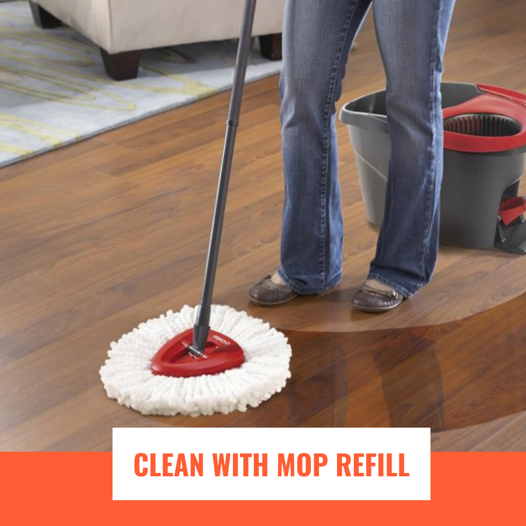 How To Clean House Fast And Easy Cleaning Dust Microfiber Mops Floor Cleaner