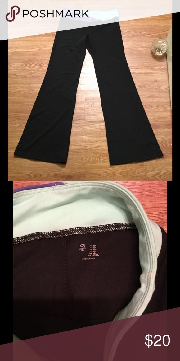 "🆕 Gapfit Wide Leg Workout Pants NWOT Gapfit Wide Leg Workout Pants. Brand new, never worn. 85% polyester, 15% elastane. 30"" inseam. Smoke free. No trades. GAP Pants Wide Leg"