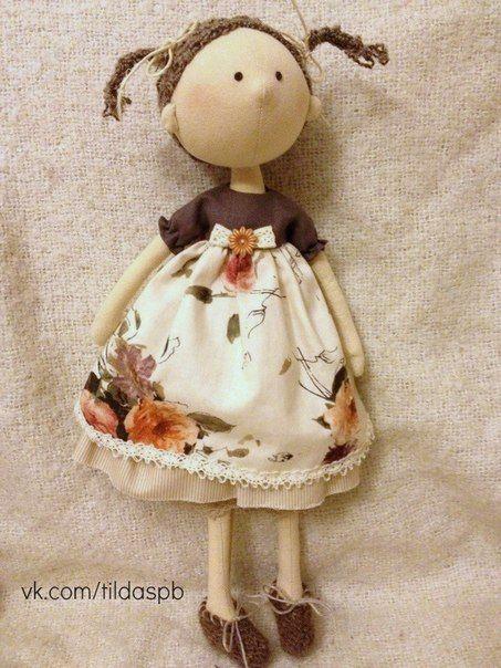 Кукла Тильда (СПб)/ Купить игрушку ручной работы's photos ...