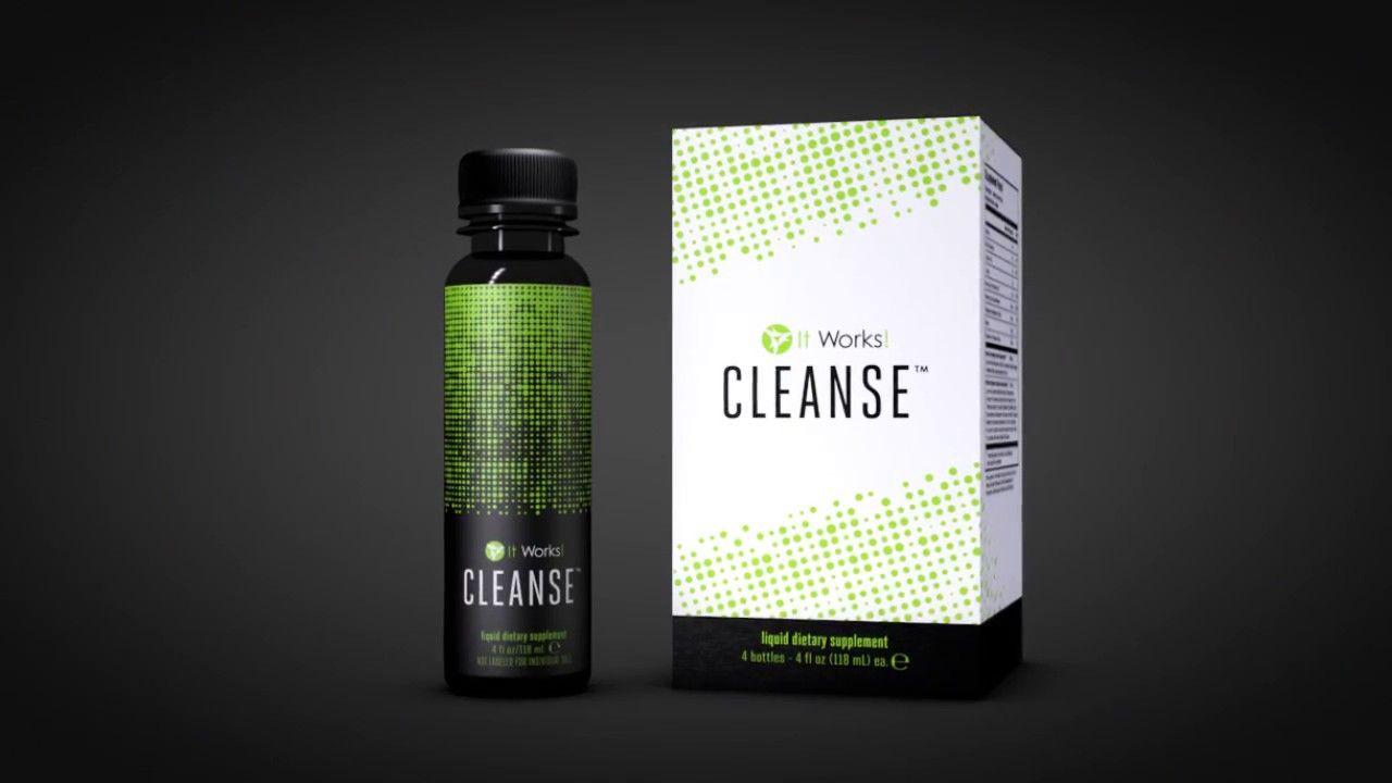 It Works! Cleanse   Itworks cleanse, It works products ...