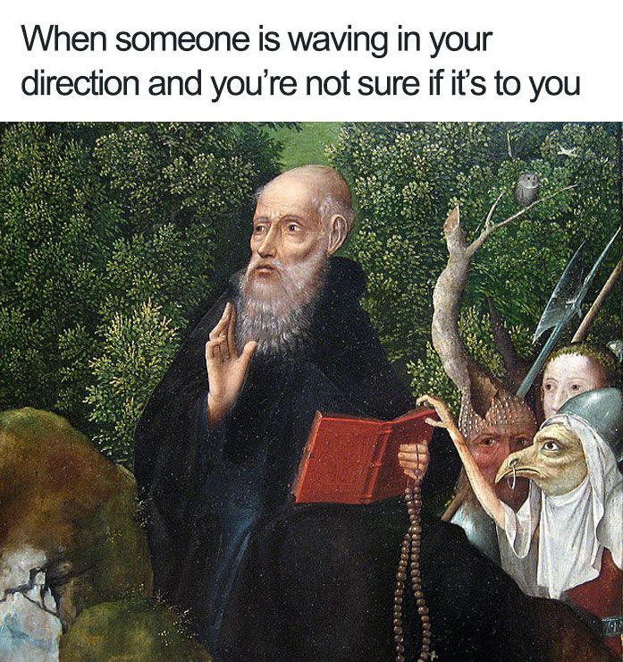 Photo of 50 Of The Most Hilarious Art History Memes