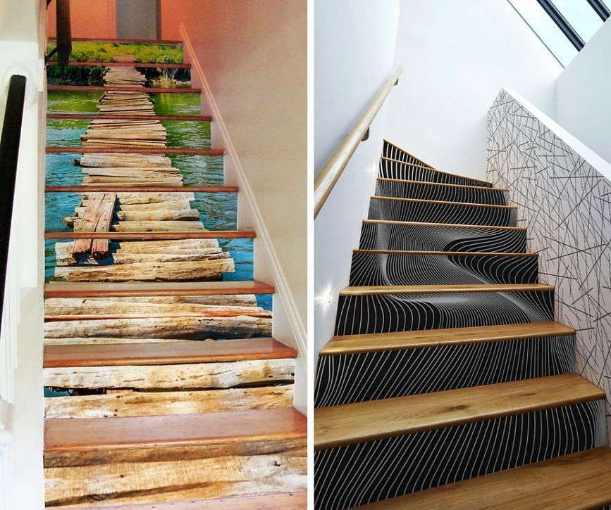 40 Brilliant Under The Stairs Employment Ideas: 32 Incredible DIY Staircase Makeover Ideas To Refresh The