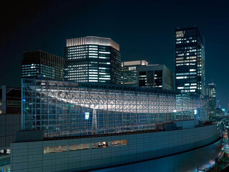 Tokyo International Forum - Jonathan Savoie