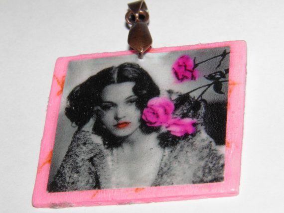 Maureen O'Sullivan Jane from the 1940s Tarzan by aBeesCreations