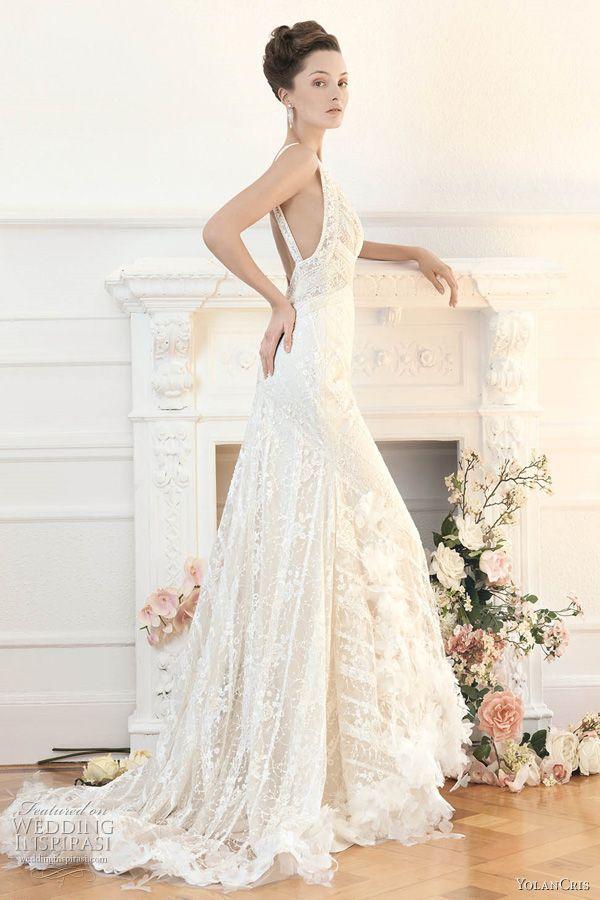 YolanCris Wedding Dresses 2011 Divas Bridal Collection | Wedding ...