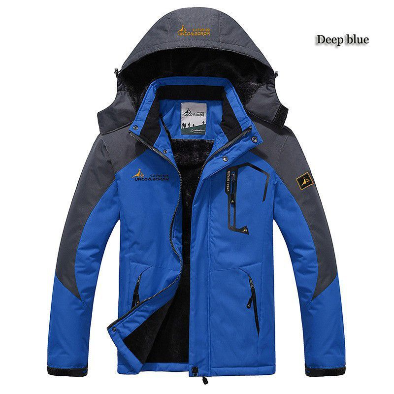 be5a15583ffb Luo Baoluo Men s Winter Jacket