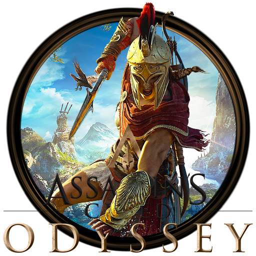Assassin S Creed Odyssey Dock Icon By Outlawninja Assassins Creed Odyssey Assassins Creed Creed