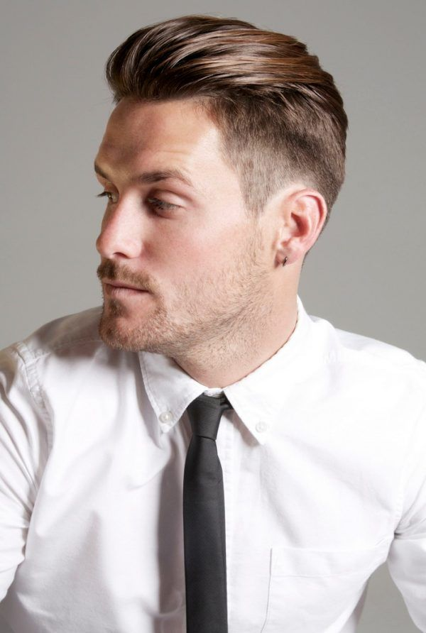 Straight Hairstyles For Men With Strong Hair Cute Hairstyles