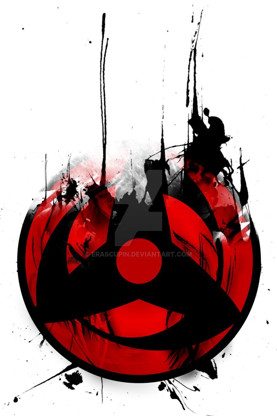 Hatake Kakashis Mangekyou Sharingan Anime Serien Japanische Sprache Anime Bilder Hintergrundbilder Zeichnungen