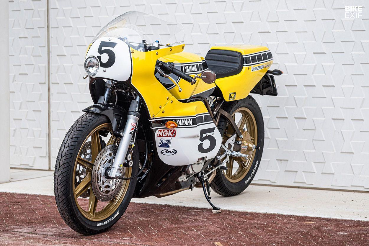 1984 Yamaha XZ 550 - Moto.ZombDrive.COM